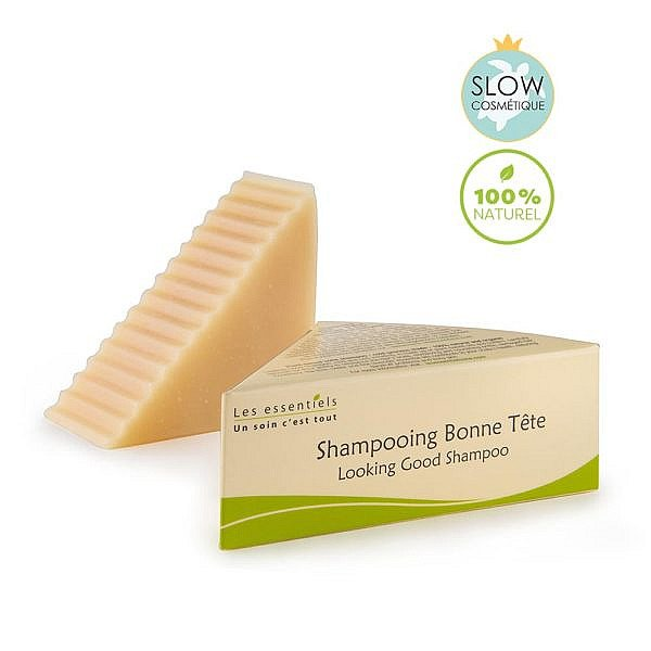 shampooing solide naturel