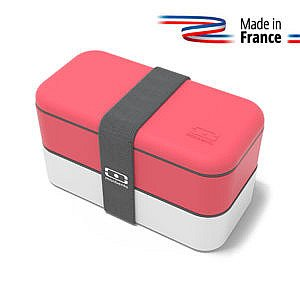 lunch box bento corail